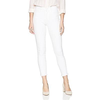 PAIGE Women's Hoxton Ankle W/Super Fray Hem: Clothing