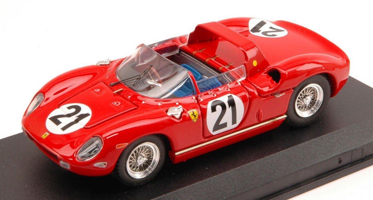 Art Model AM0139 Ferrari 250 P N.21 Winner LM63 1:43 MODELLINO Die Cast Model