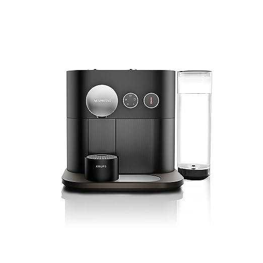 Krups Nespresso yy2794fd Expert - Cafetera eléctrica, Negro ...