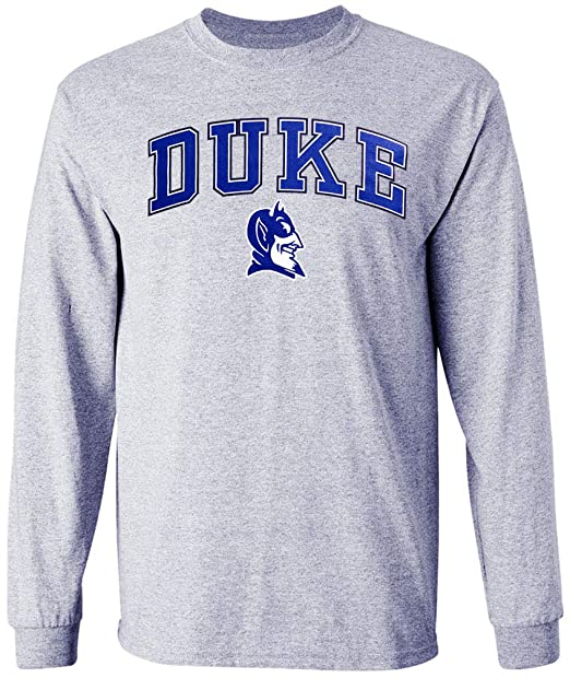 new arrival 41a6f 3a80a Duke Blue Devils Shirt T-Shirt University Basketball Jersey Womens Mens  Apparel