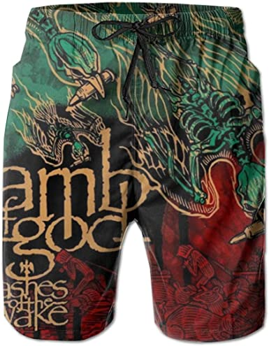 Printed Quick Dry Swimming Trunks Bathing Suits Summer Surf Sports Boardshort Pants Women Swim Beach Shorts