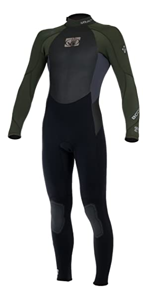 Body Glove Men s Stealth 3mm Wetsuit - Green c59400e7c