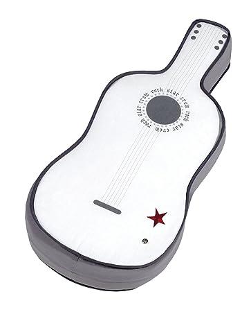 Roba 14853 RS1 - Kissen Guitar Rock Star Baby: Amazon.de: Baby