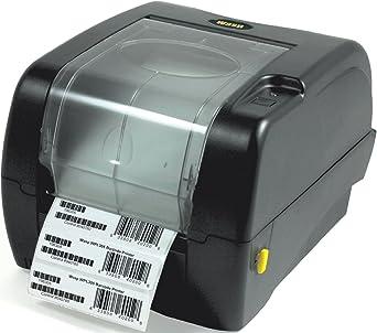 Amazon.com: Wasp WPL305 Código de Barras Impresoras – Parte ...