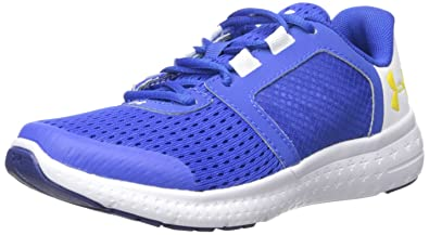 half off e80d4 4f8aa Under Armour Kids' Boys' Pre School Micro G Fuel RN Running Shoe