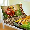 Disney Lion King 4 Piece Toddler Bedding Set