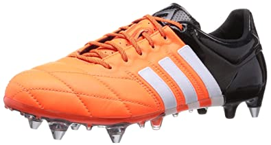 8e6ddc8c Amazon.com | adidas Ace 15.1 SG Leather Mens Soccer Boots/Cleats ...