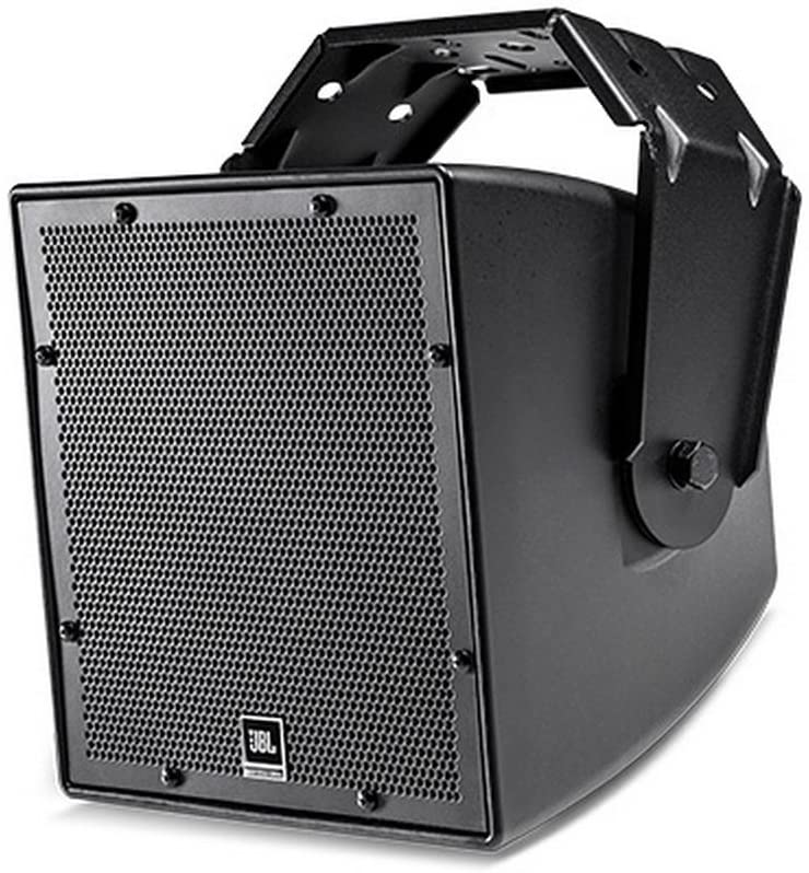 "JBL Professional Awc62 All-Weather Compact 2-Way Coaxial Loudspeaker with 6.5"" LF, Black (AWC62-BK)"