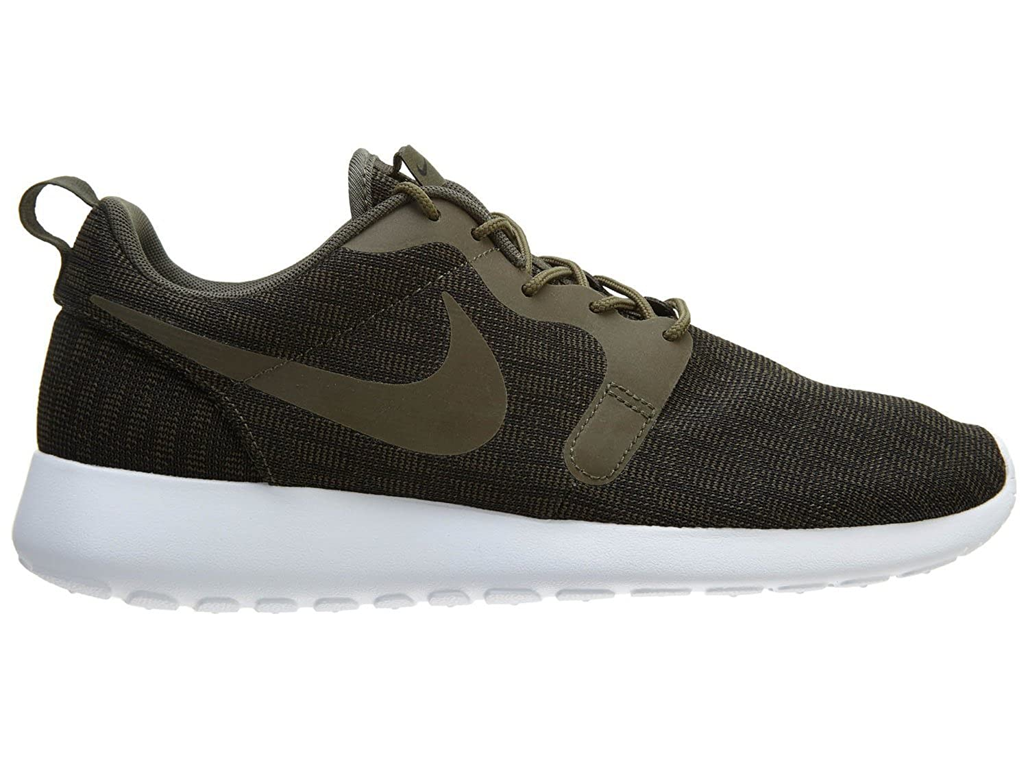 318a68007332 Amazon.com  Nike Roshe One KJCRD Men s Running Shoes Khaki 777429 300 Size  11  Shoes