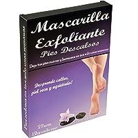 Mascarilla Exfoliante Para Pies    Retira Callos, Piel Gruesa y Agrietada    Pies Descalsos