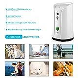 SKYMEE Dog Camera Treat Dispenser,WiFi Full HD