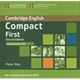 Compact First Class Audio CDs (2) Second Edition