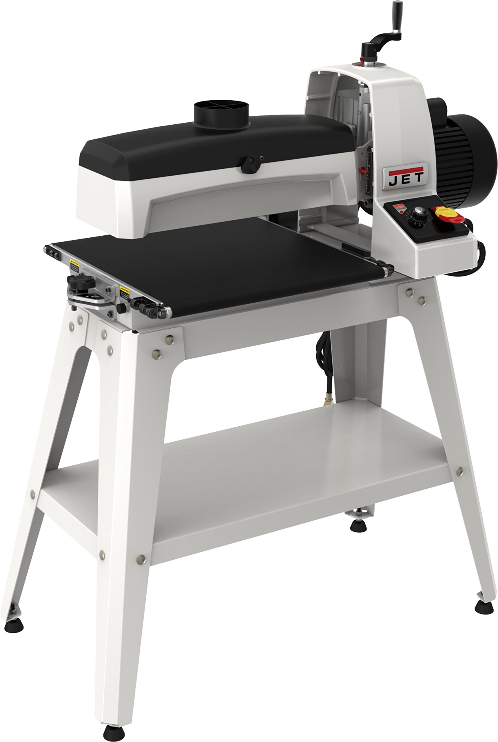 Jet 723520K JWDS-1632 16-32 Plus 20 Amp Service with 608003 Stand in Woodworking, Sanders, Drum Sanders