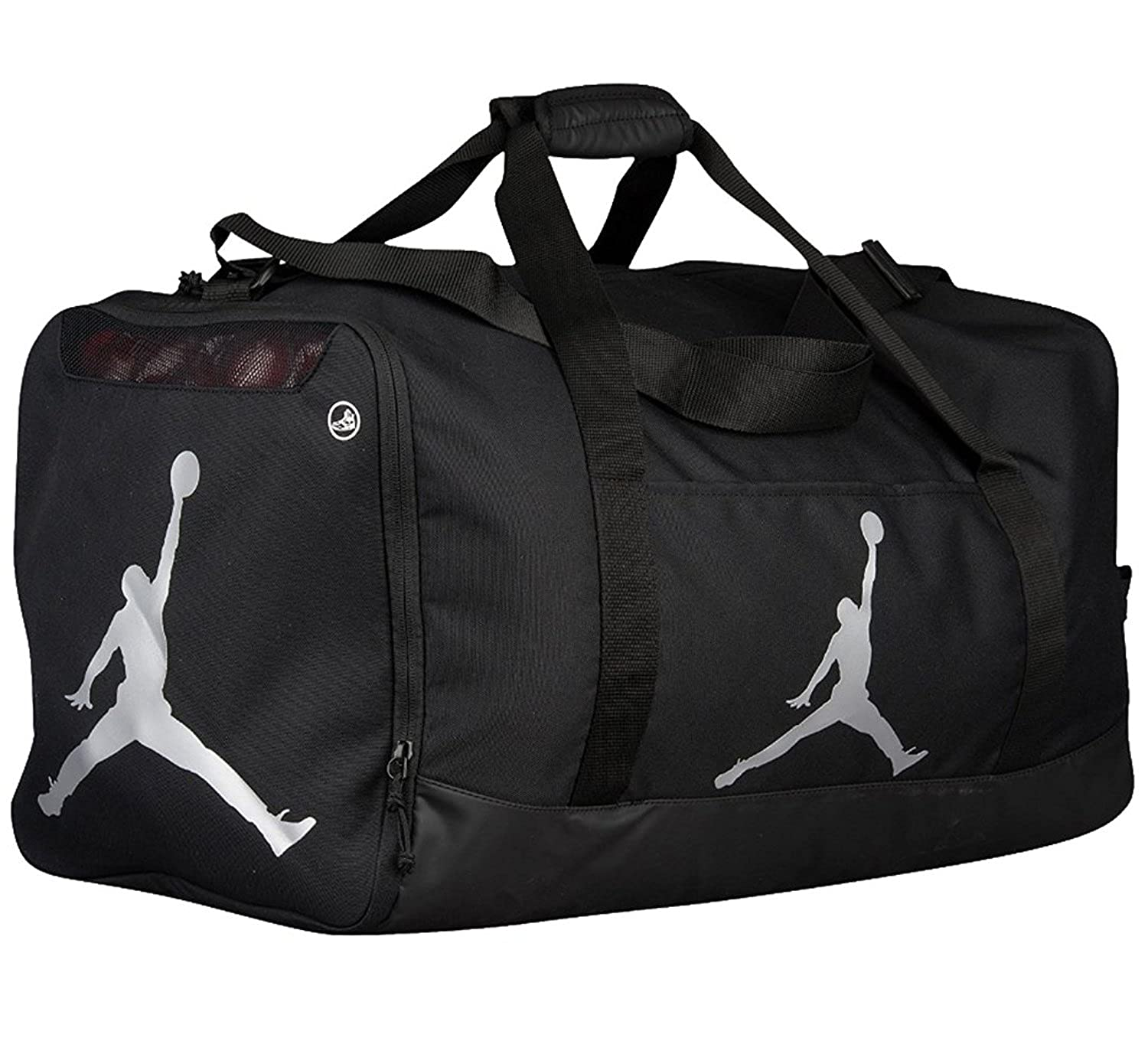 Amazon.com: Nike Air Jordan Jumpman Duffel Sports Gym Bag ...