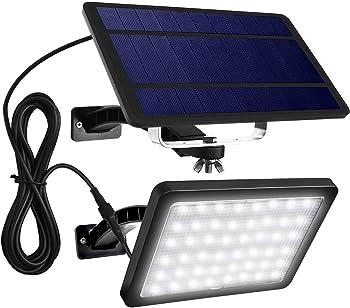 JACKYLED Solar Powered Porch Lights