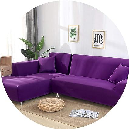 ee6931851 Amazon.com  I m good at you Grey Color Tight Wrap Sofa Cover Elastic ...
