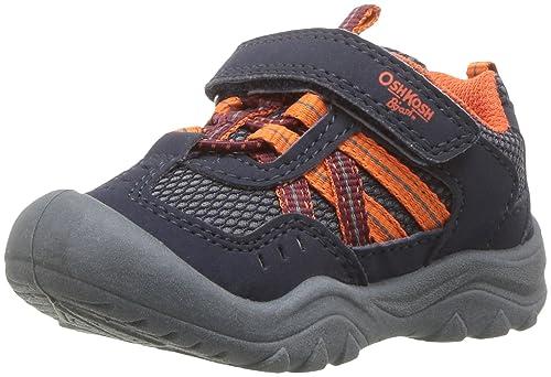 fb70a0e7746 Amazon.com   Oshkosh B'Gosh Kids' Hogan Boy's Bumptoe Sneaker   Sneakers