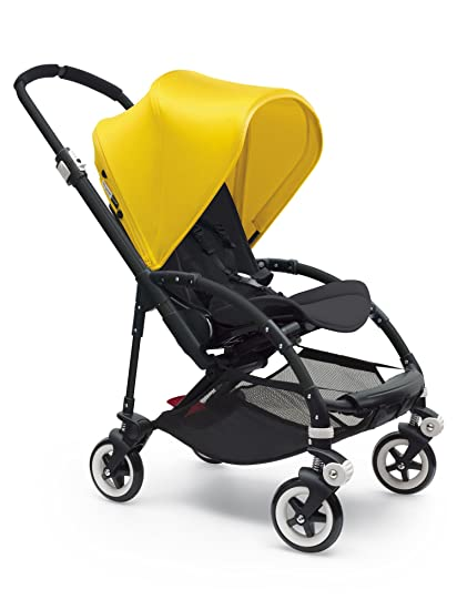Bugaboo - Capota extensible Bee 3 amarillo claro: Amazon.es: Bebé