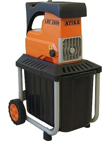 ATIKA ALA 2500 Gartenhäcksler Holzhäcksler Schredder230V2500W2A Ware