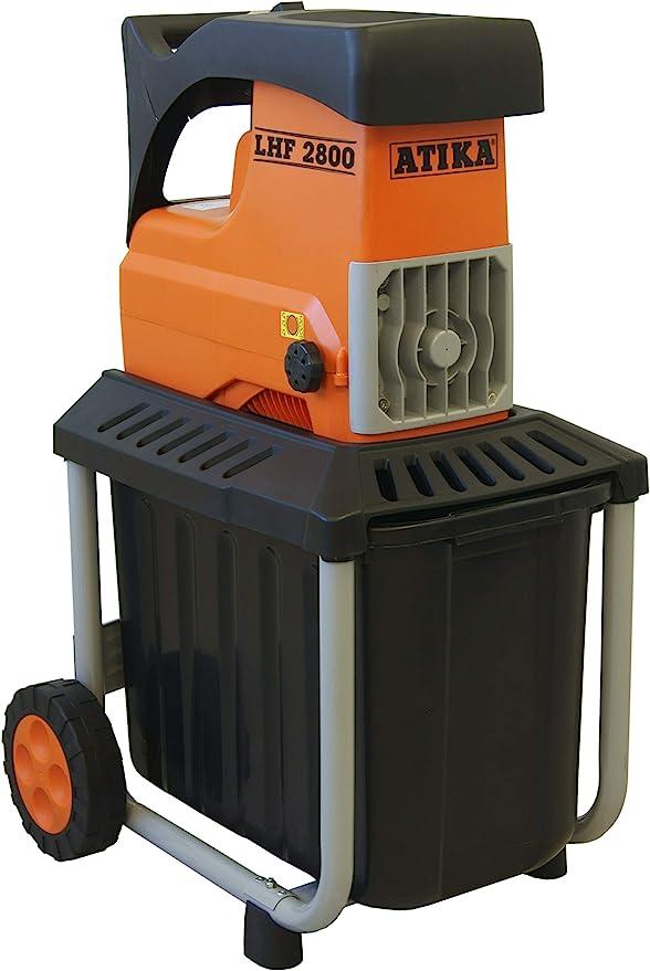 ATIKA ErsatzteilEinfülltrichter Trichter für Gartenhäcksler LHF 2800