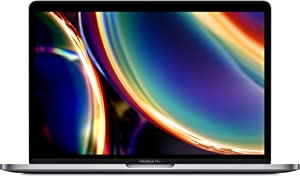Apple MacBook Pro (13-inch, 16GB RAM, 512GB SSD Storage, Magic Keyboard) - Space Gray (Renewed)