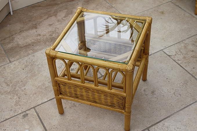 Mueble de caña y mimbre modelo Sorrento para invernadero o sala de ...