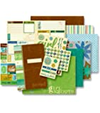 K&Company Girl Scouts Of America Memory Activity Kit, Girl Scout