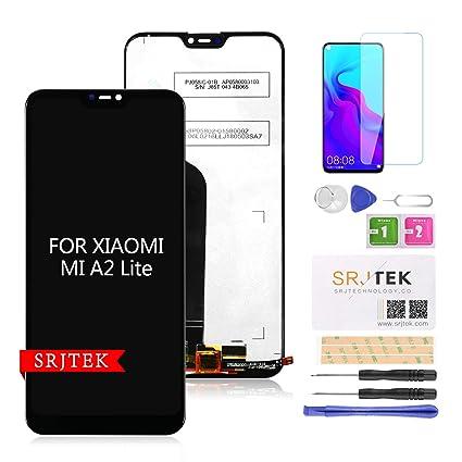 Amazon.com: SRJTEK - Kit de pantalla de repuesto para Xiaomi ...
