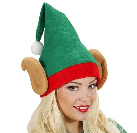 WIDMANN 5374E - Cappello da Elfo con Orecchie 1197ebaa2196