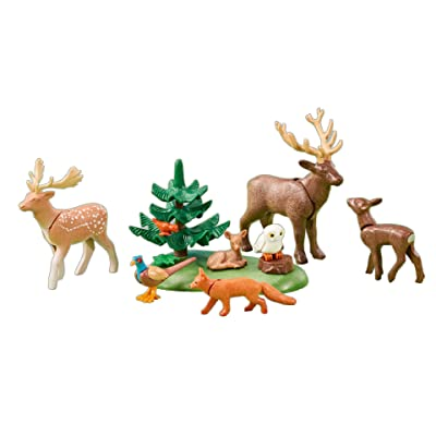 Playmobil Add On 6532 Forest Animals: Toys & Games