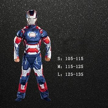 HYYSH Marvel Avengers Assemble Iron Man, un clásico Traje ...