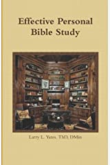 Effective Personal Bible Study Paperback