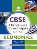 CBSE Chapterwise Solved Papers 2016-2008 ECONOMICS Class 12th