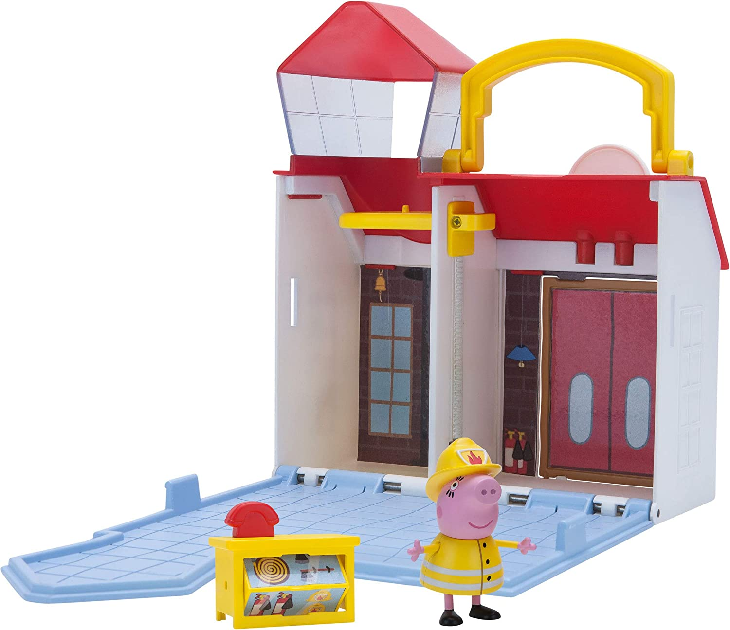Peppa Pig Collect Build /& Play Figures ALL 13 NEW IN PACKAGE