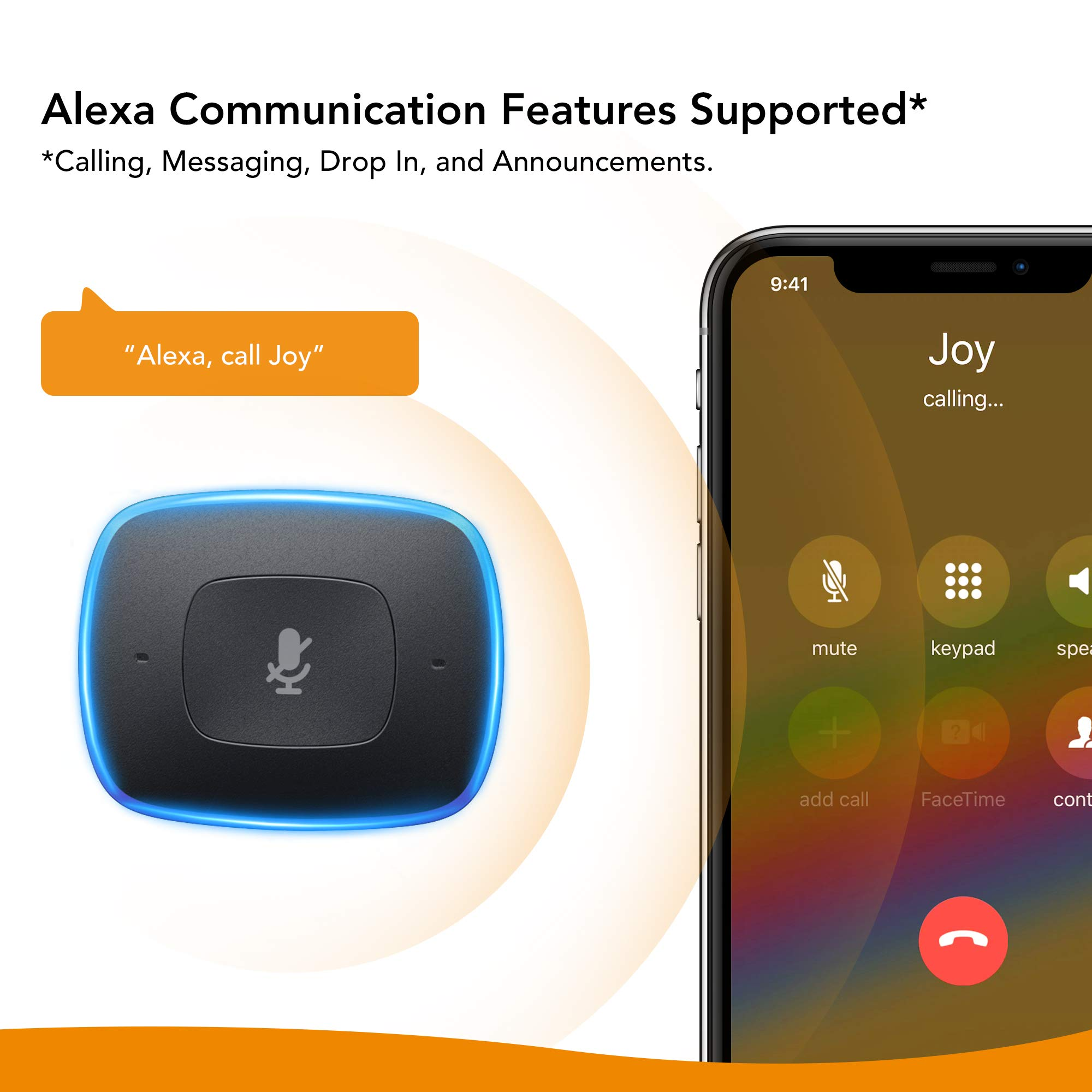 Roav VIVA by Anker, Alexa-Enabled 2-Port USB Car Charger in-Car Navigation, Voice Initiated Calling, and Music Streaming. Compatible with Android and iOS Smart Devices by ROAV (Image #6)
