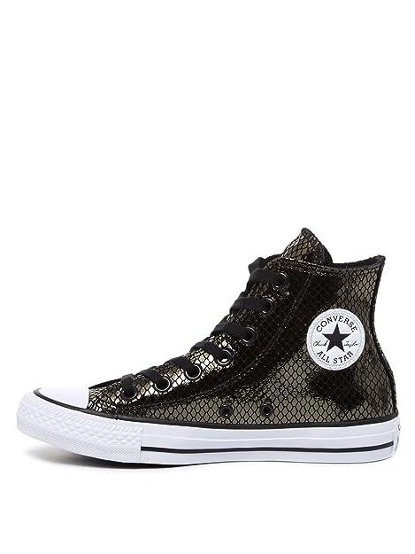 NUOVO All Star Converse Chucks Hi Sneaker Felpa 1u452 tg. 36 UK 35