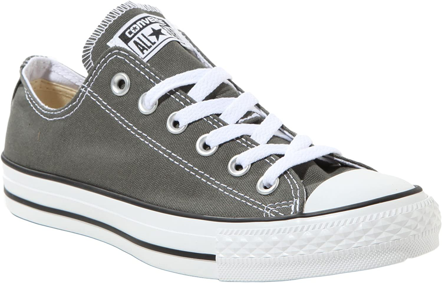 converse femme charcoal