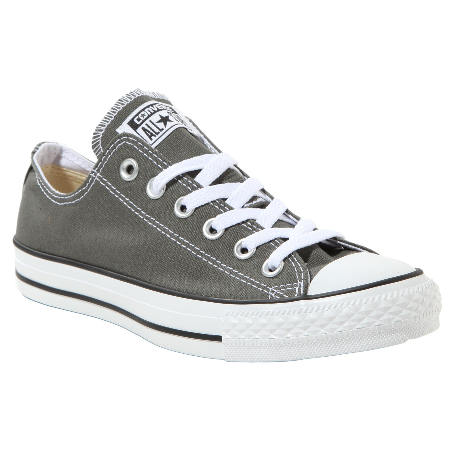 Galleon - Converse Chuck Taylor All Star Ox Charcoal(Size  6 US Men s) 7d7076e5a