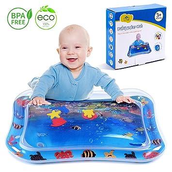 Amazon.com: MAGIFIRE - Alfombrilla hinchable para bebé ...