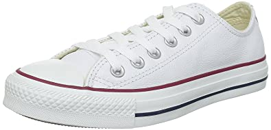 b73d997ff87c Converse Unisex-Adult Chuck Taylor All Star Mono Canvas Ox Trainers ...