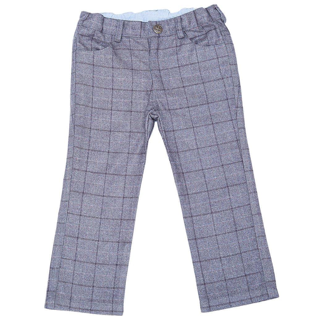 Big Boys Club Plaid Pants FORE!