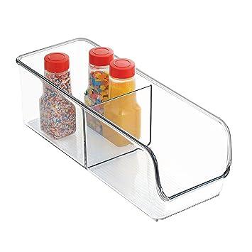 extra-petit casier rangement plastique rangement tiroir pour couverts et divers ustensiles ...