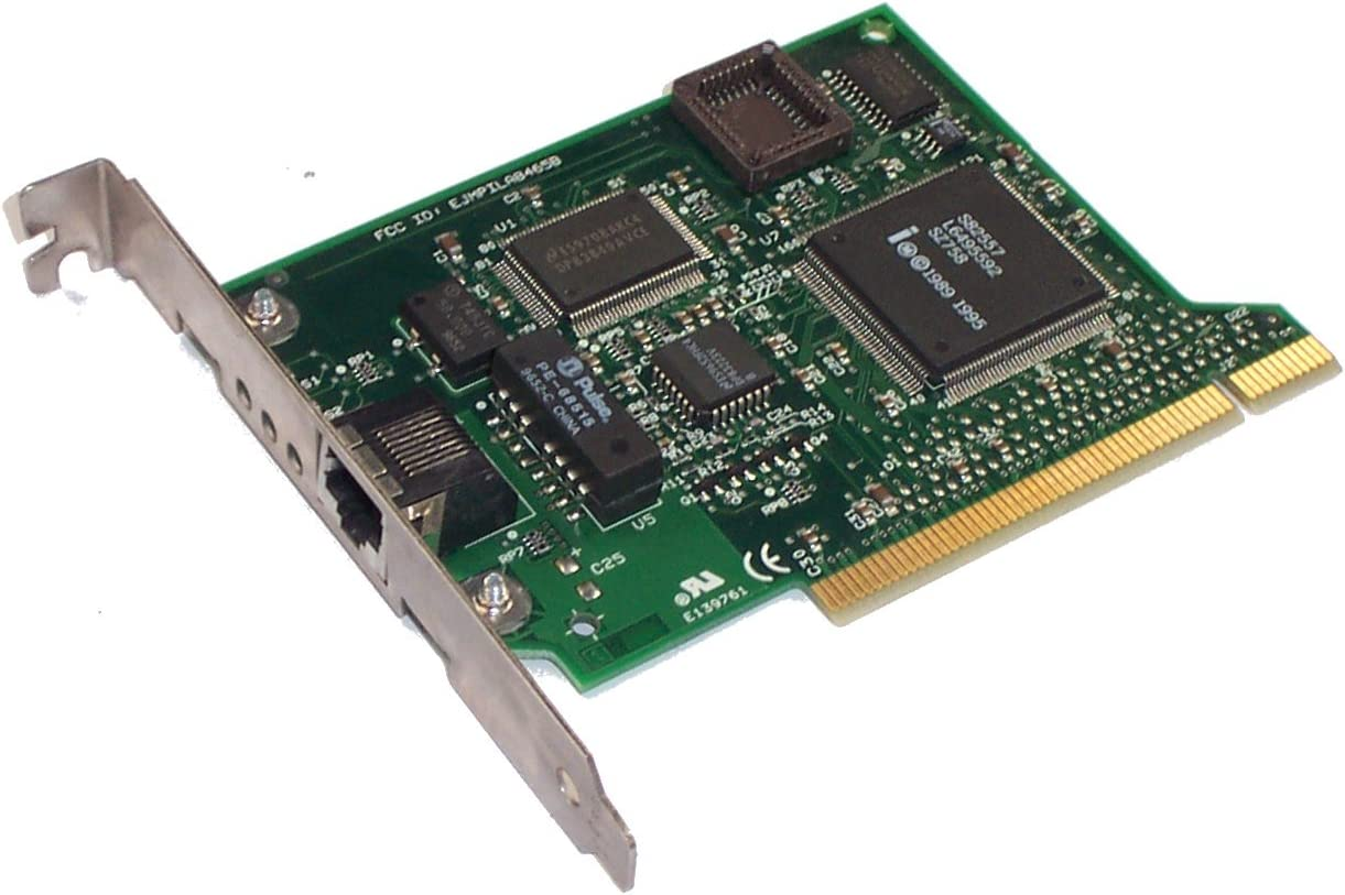 Intel 10//100 Pci Ethernet Network Interface Card Nic 661949-004