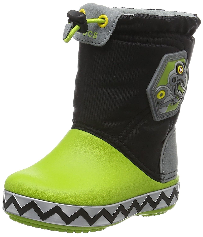 Crocs Lights Lodge Point RoboSaur Slip-On (Toddler/Little Kid)