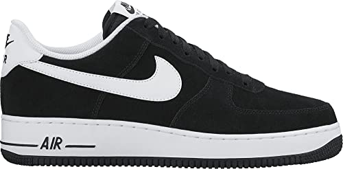 Nike Air Force 1 07, Zapatillas para Hombre, Negro (Black/White), 40.5 EU: Amazon.es: Zapatos y complementos