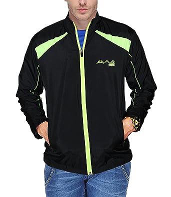 fe04e73f9 AWG Mens Black Dryfit Jacket