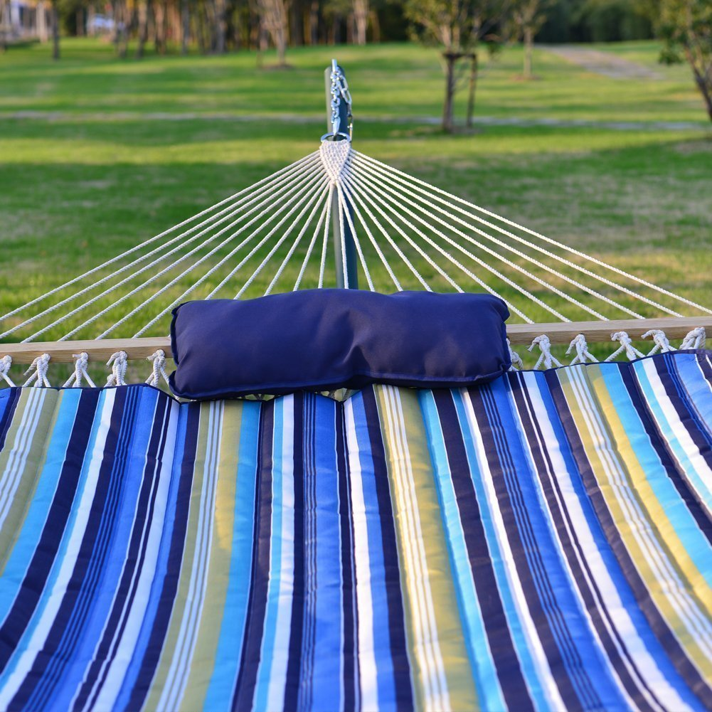 amazoncom prime garden 15foot 4piece heritage hammock essential package garden u0026 outdoor