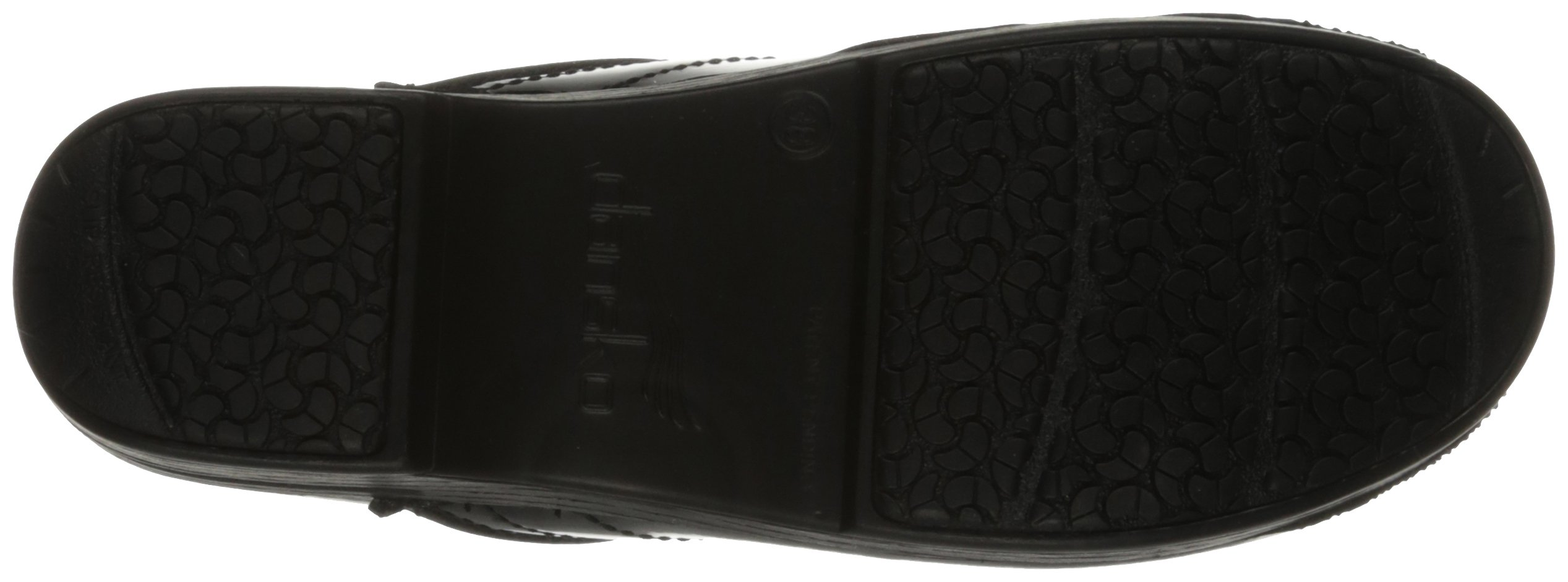 Dansko Women's Pro XP Mule,  Black Patent, 38 EU/7.5-8 M US by Dansko (Image #3)