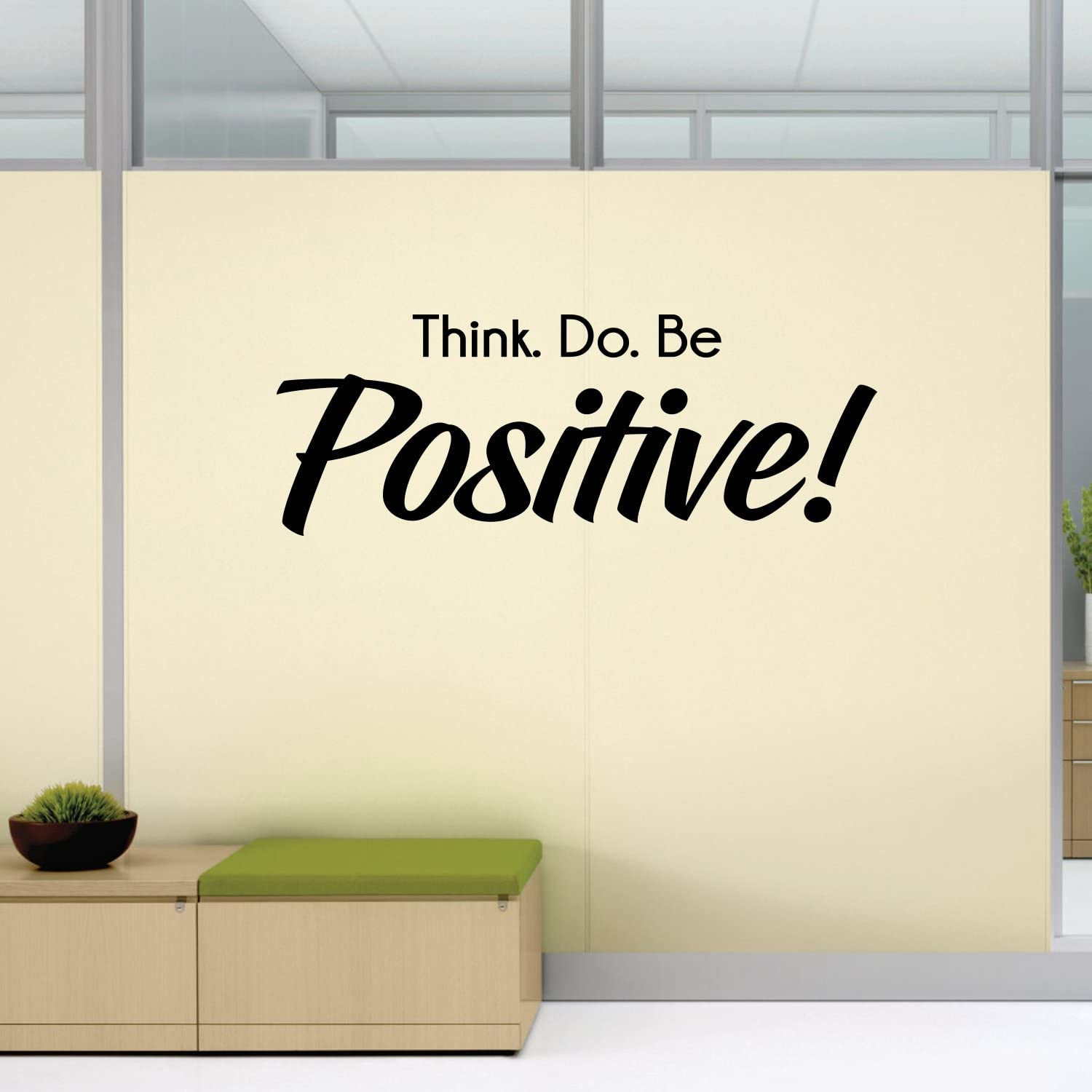 Details about  /Wall Vinyl Decal Quotes Words Inspire Palms Bedroom Professional Dreamer z3883
