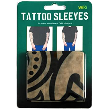 BBTradesales Mangas del tatuaje celta y Celtic Design (Set de 2 ...